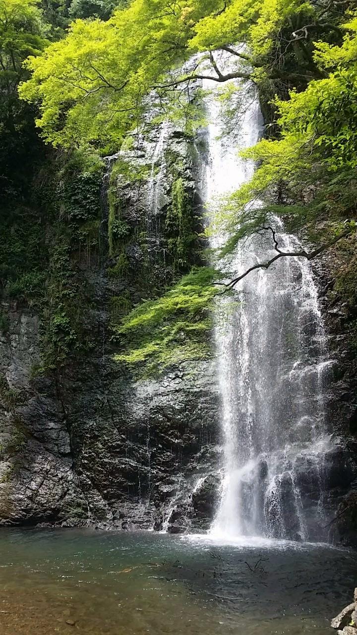 Mino Falls