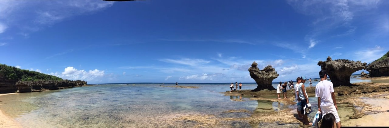 Kouri-jima Island