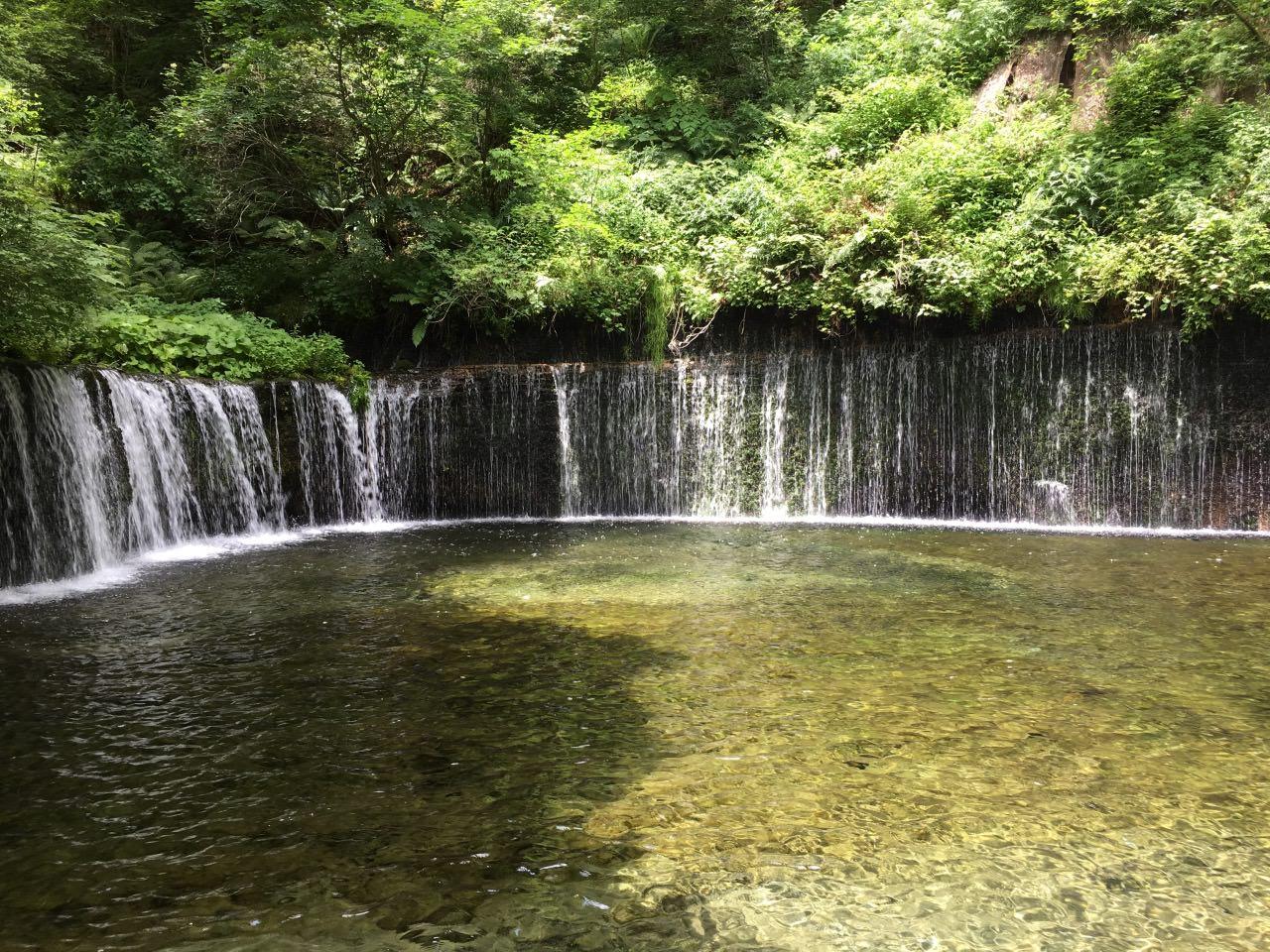 Shiraito Falls - Karuizawa