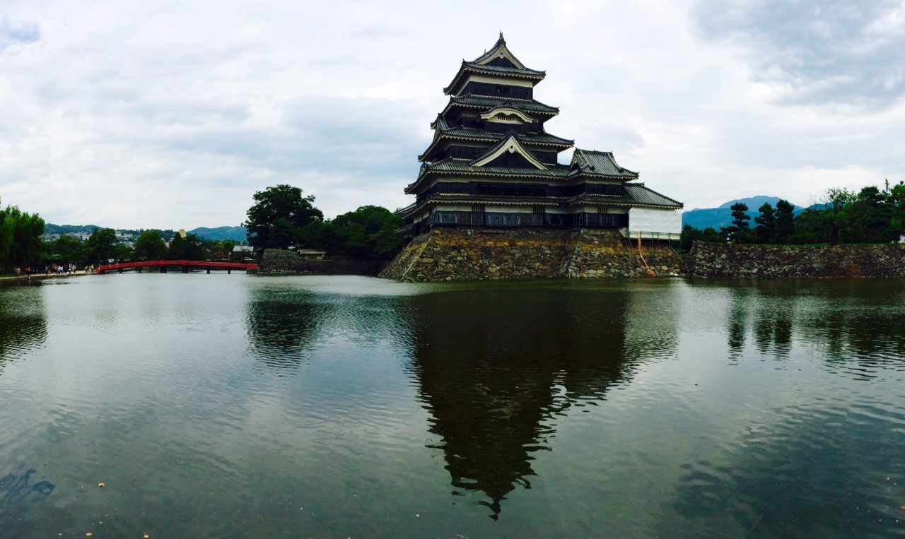 Matsumoto Castle visited with Nissan from TooCo!