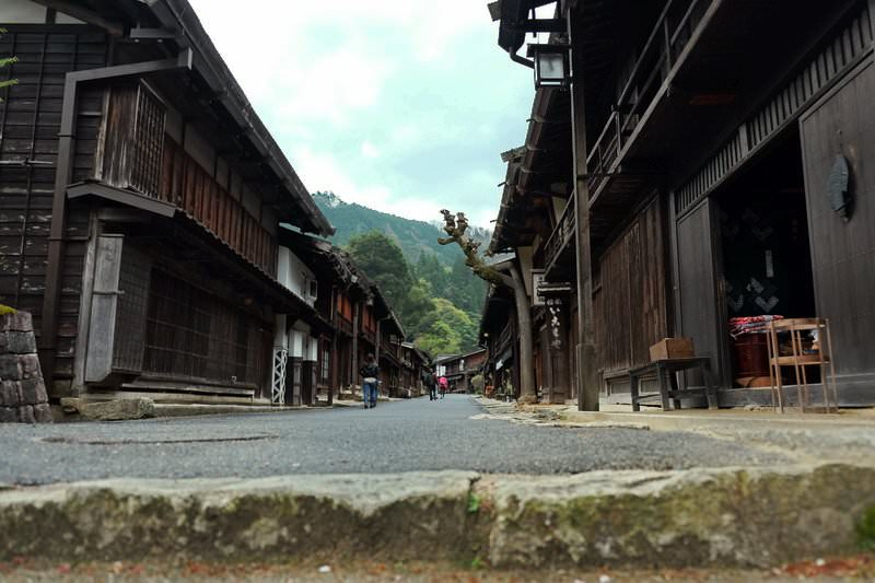 Wonderfully quaint and authentic Japanese village filled with old world charm.