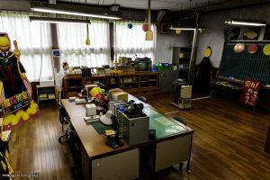 location for Assassination Classroom