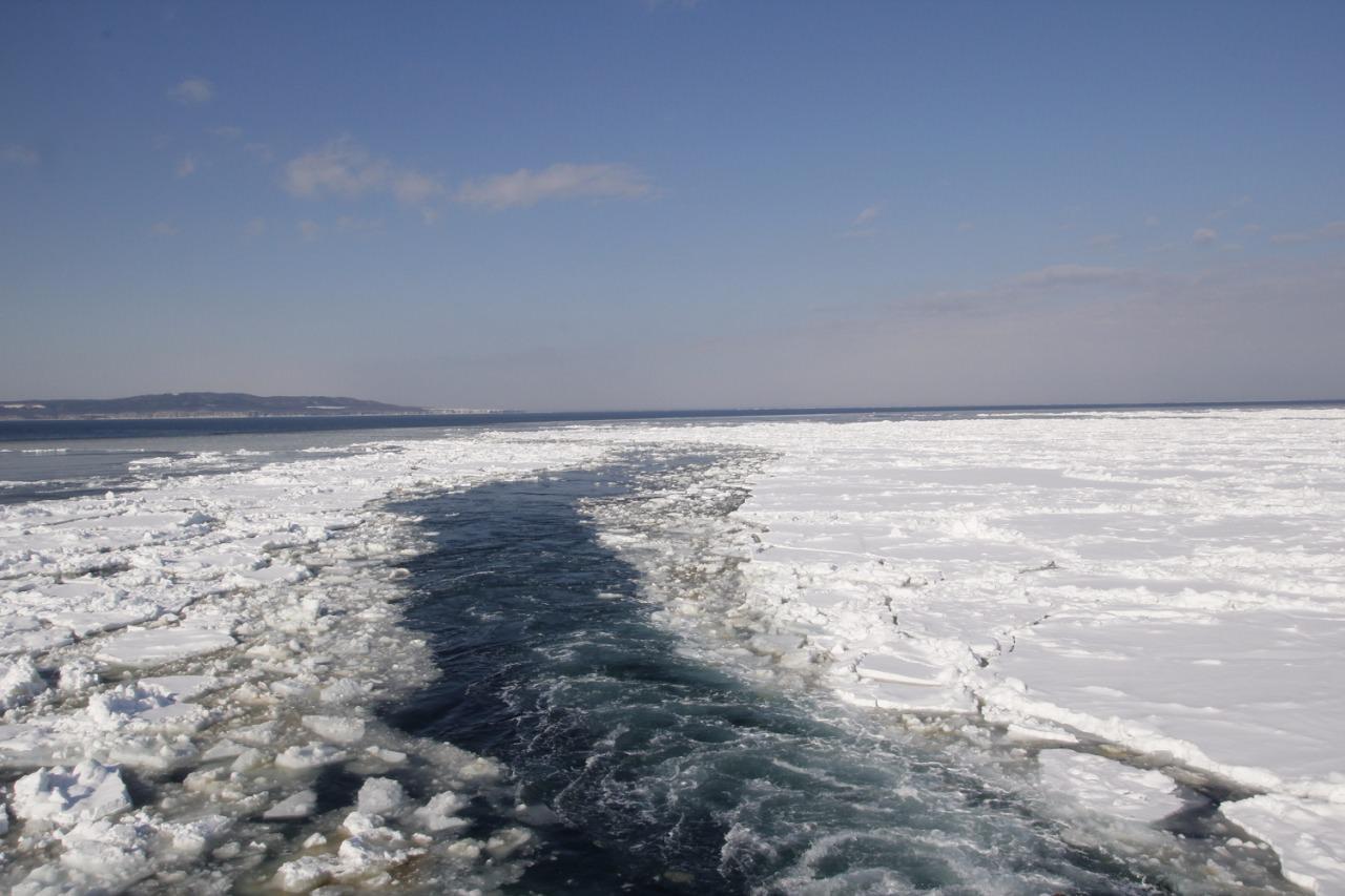 Drift Ice - Abashiri