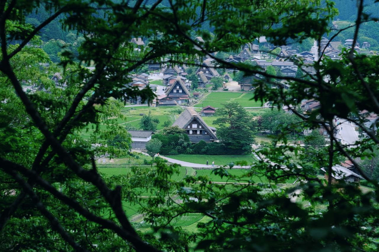 離開觀景臺的固定視野,發掘不一樣的美。如同自駕日本旅遊,讓人更自由,走得更遠,看得更深。
