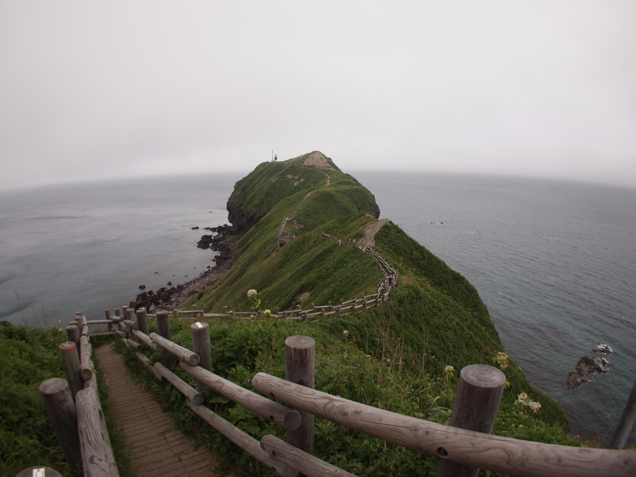 Cape Kamui is one of the most beautiful places I have seen!