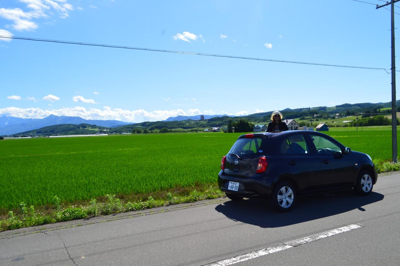 Drive in Hokkaido 2018