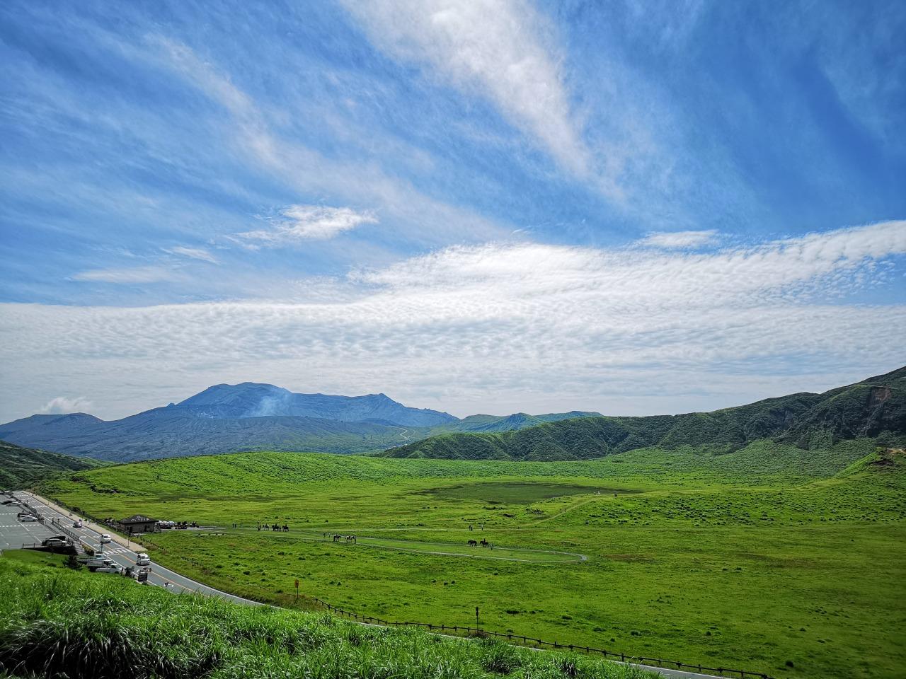Mt. Aso Kusasenri