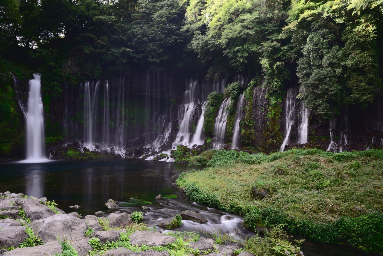 Shiraito Falls - Fujinomiya