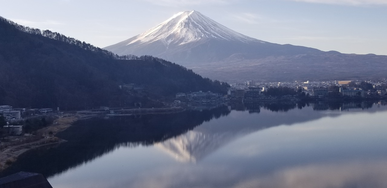 Amazing Fuji Mountain