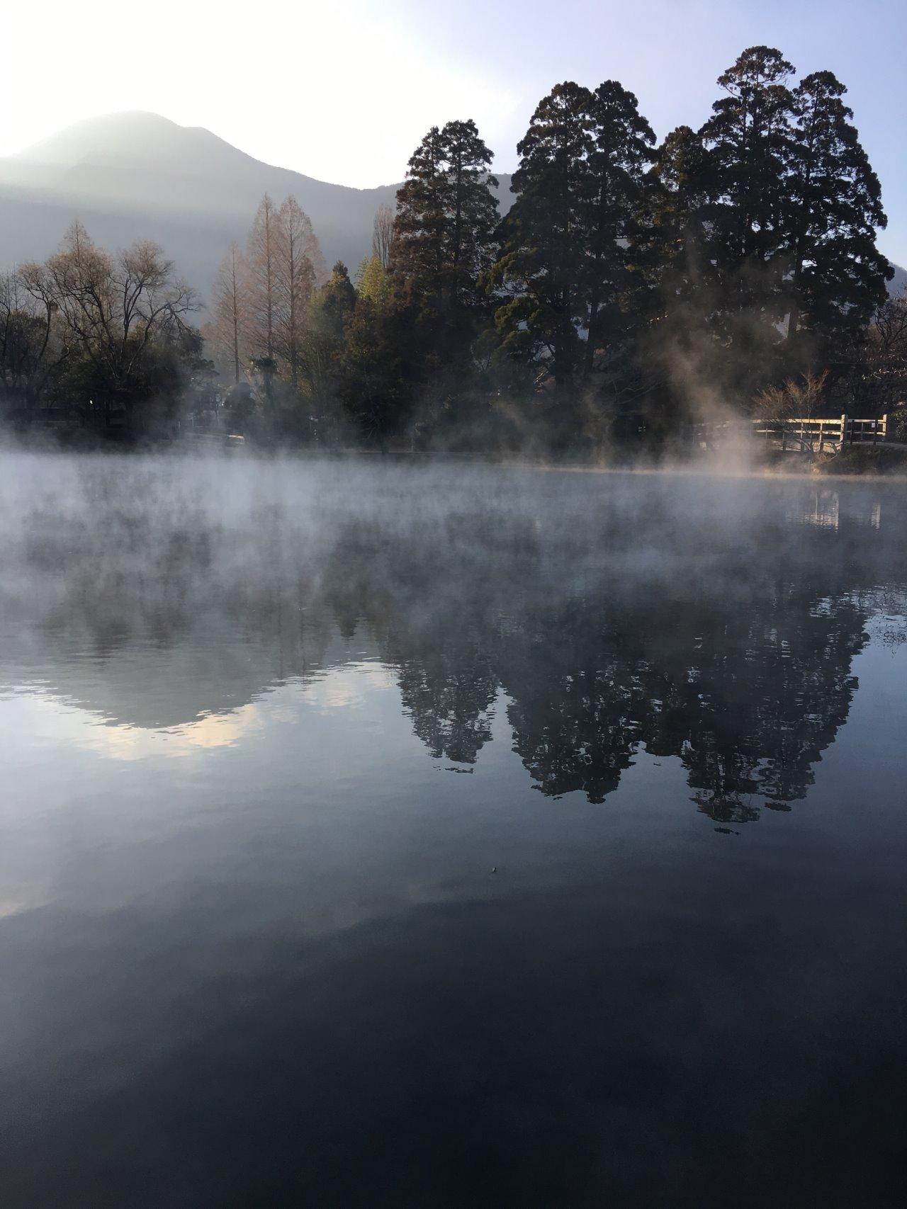 美麗的自然景觀,冬季絕色。