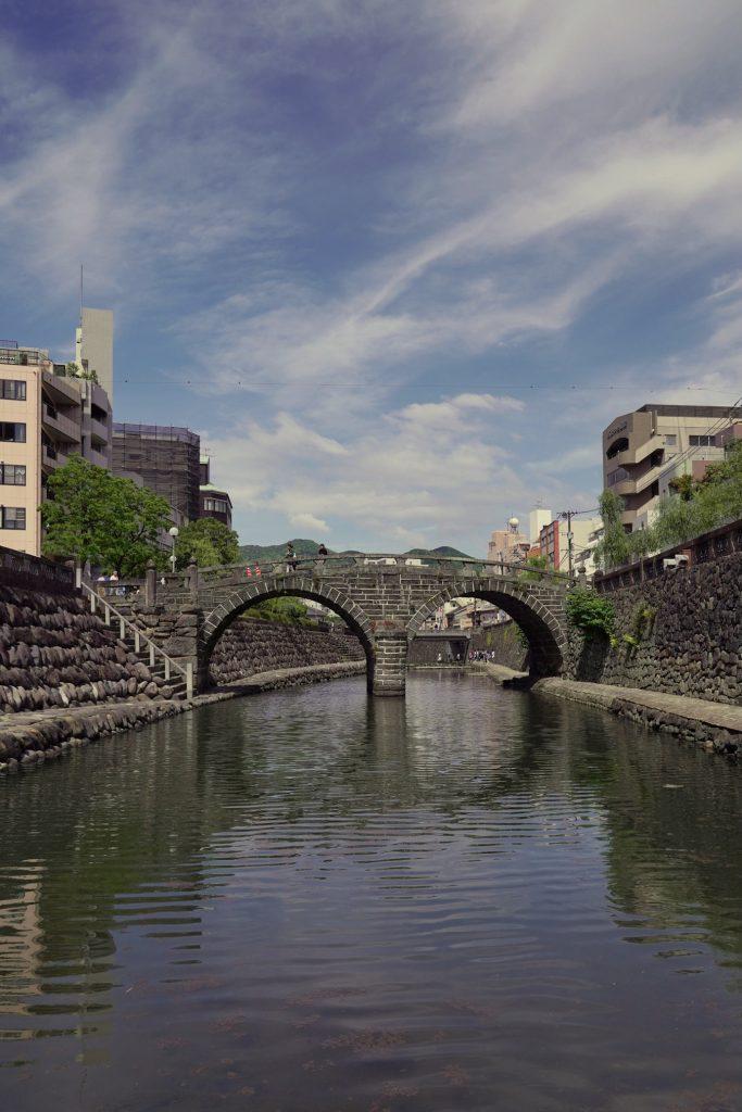 Signature in Nagasaki