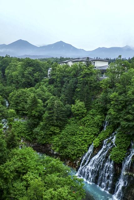 Daisetsuzan Shirokane Kankou Hotel