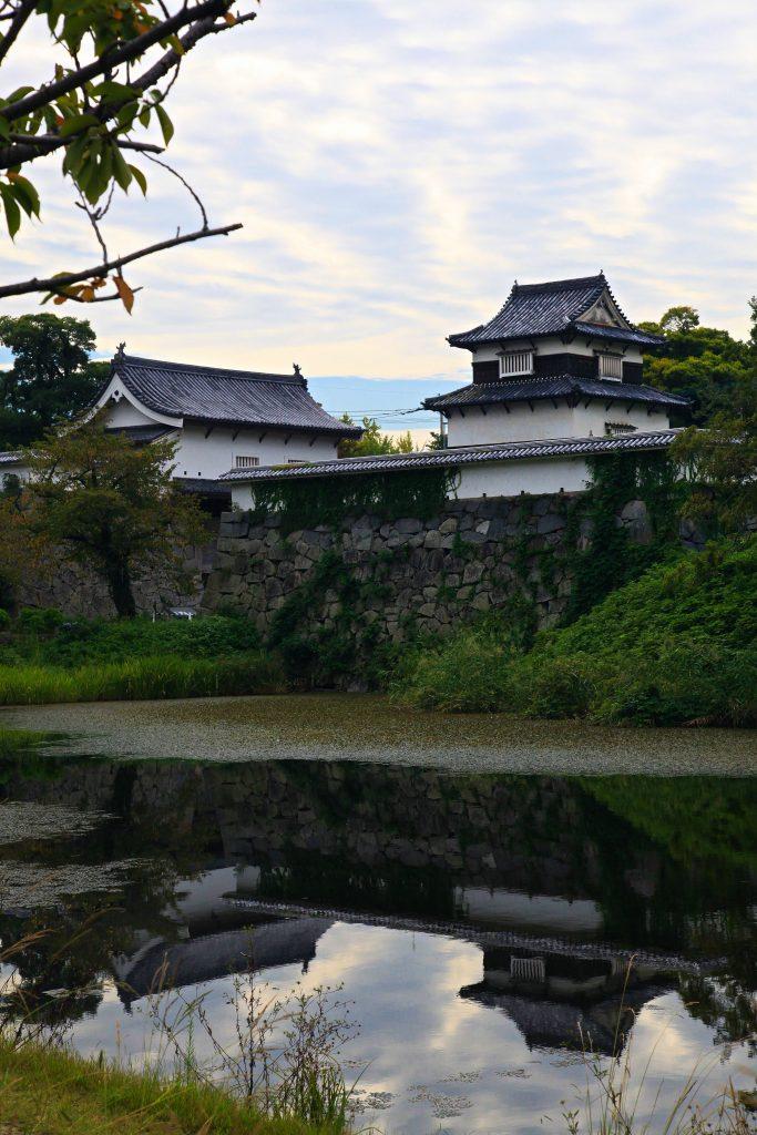 Fukuoka Castle Shiomi Yagura